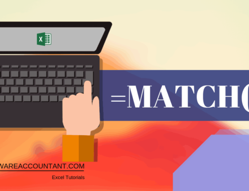 Excel MATCH function Explained (with examples)