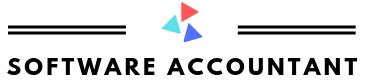 Software Accountant Logo