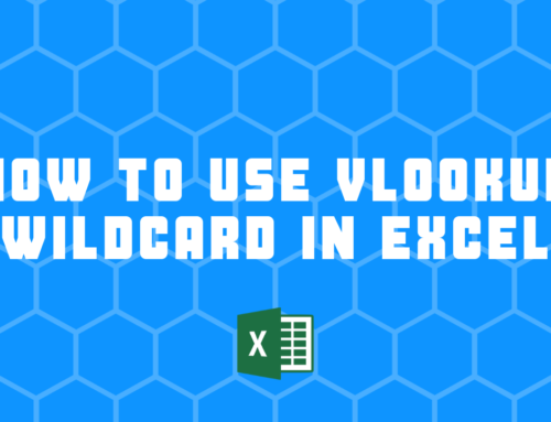 How to use VLOOKUP wildcard in Excel (partial text match)