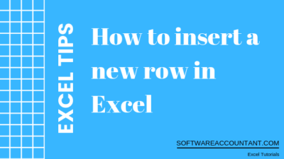 insert multiple rows in Excel