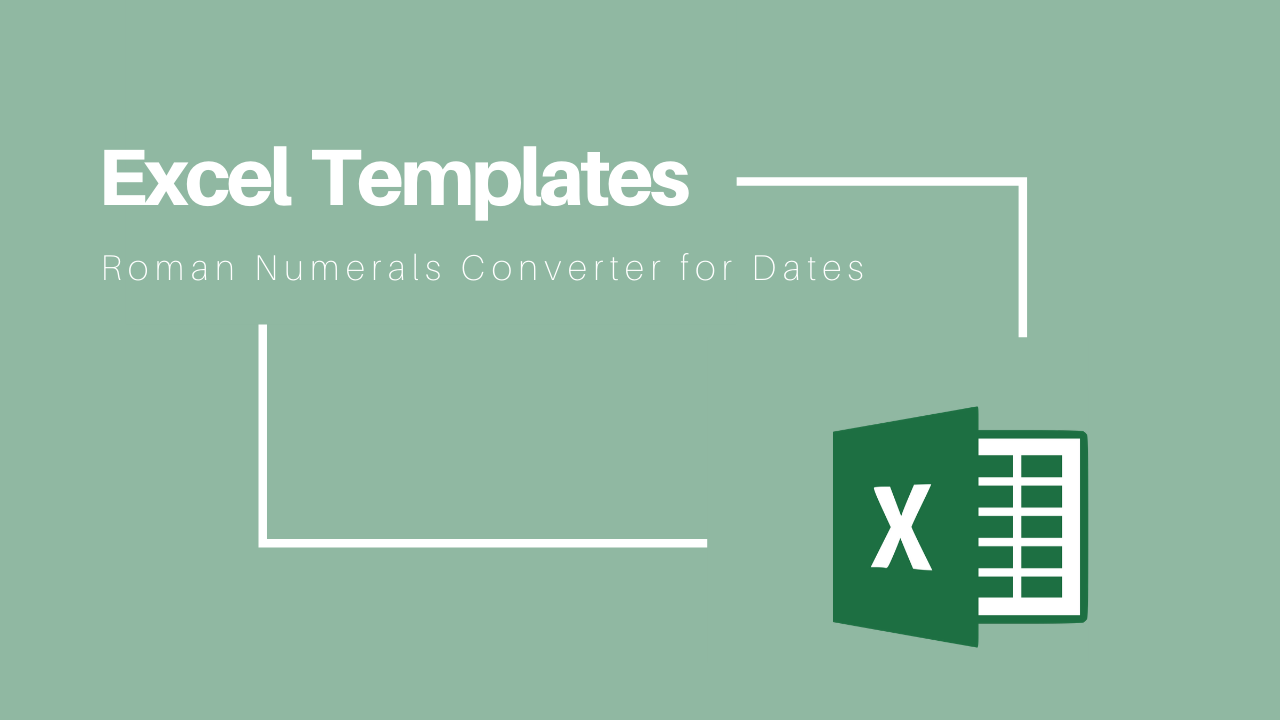 roman numeral converter for date